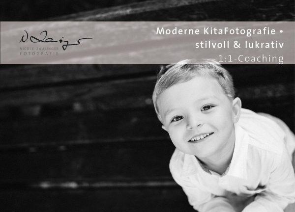 Coaching Kindergartenfotografie